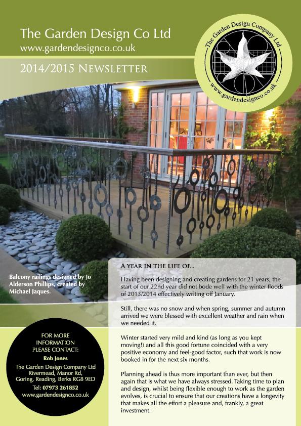 Newsletter 2015